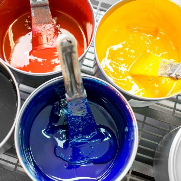 vernici coloranti spray
