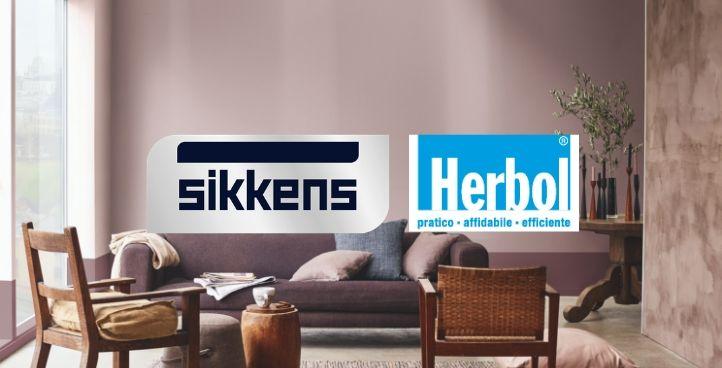 PITTURE SIKKENS - HERBOL